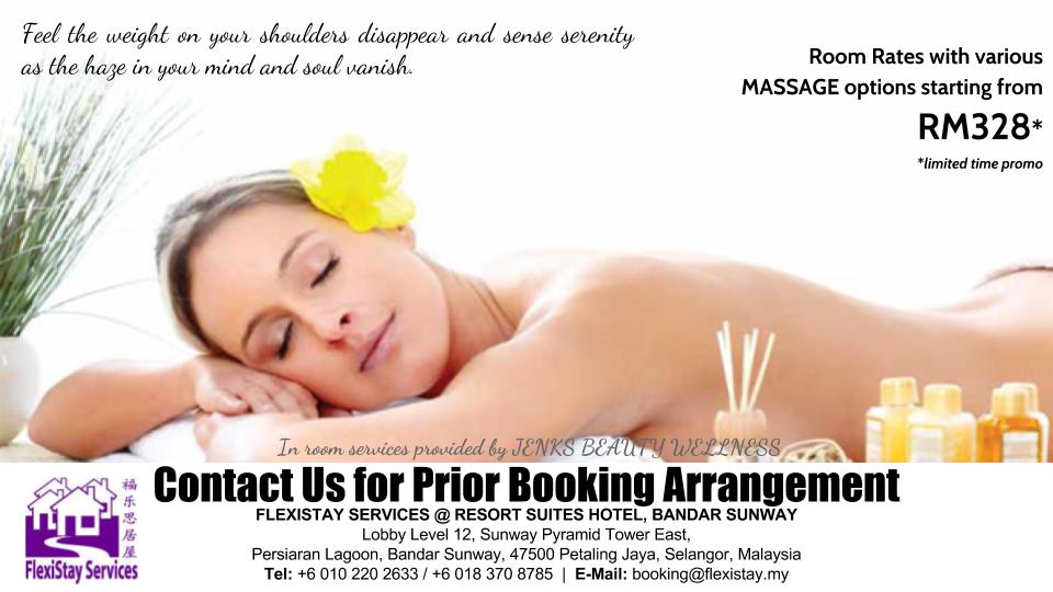 Flexistay Services - General Massage